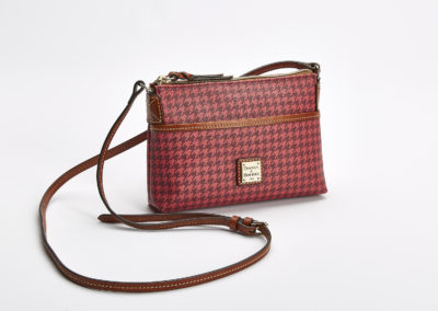 Dooney and Bourke Red Crossbody Handbag