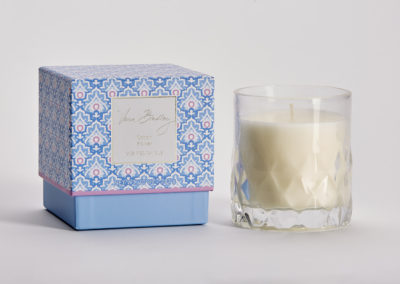 Vera Bradley Cotton Flower Scented Candle